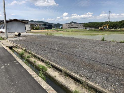 【売土地】鯖江市中野町③★商談中★