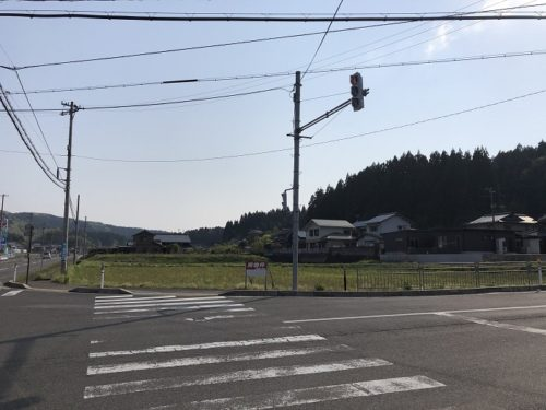 【売土地】福井市山内町