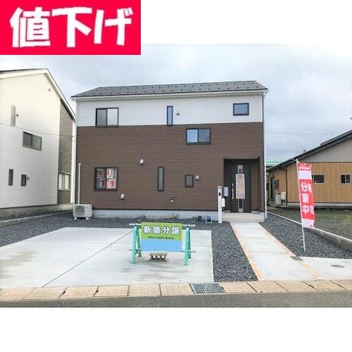 【新築物件】越前市(武生)妙法寺町 3-1号棟