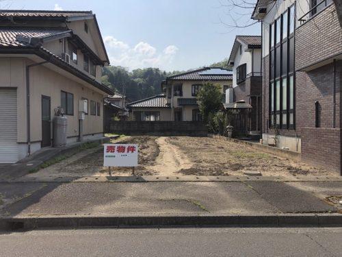 【売土地】福井市下荒井町