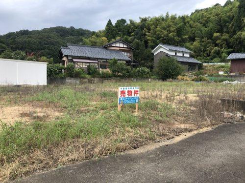 【売土地】福井市冬野町(A)
