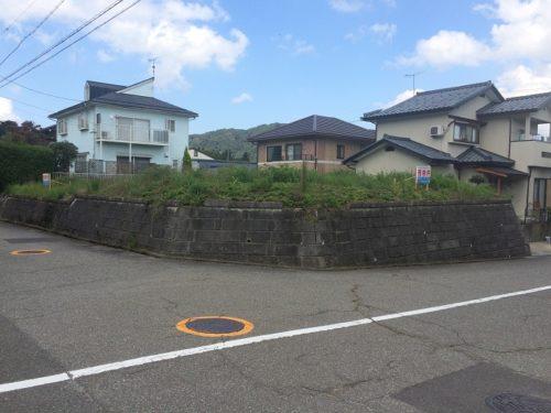 【売土地】福井市中野1丁目