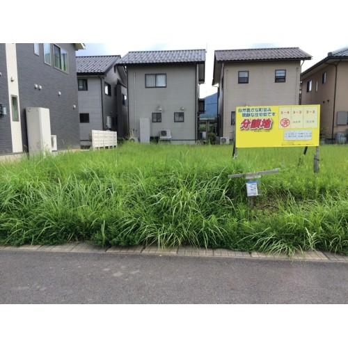 【売土地】越前市(武生)西尾町3-3