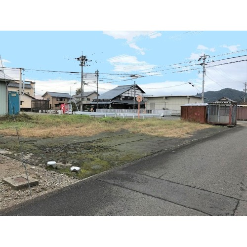【売土地】鯖江市二丁掛町 A