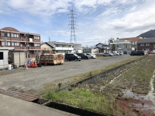【売土地】鯖江市新横江1丁目