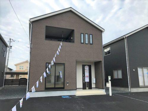 【新築物件】鯖江市糺町 4-3号棟