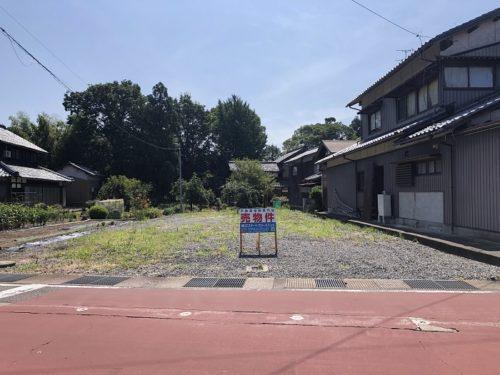 【売土地】鯖江市神明町5丁目