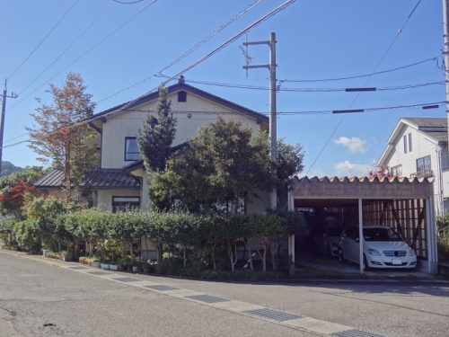 【中古物件】鯖江市和田町