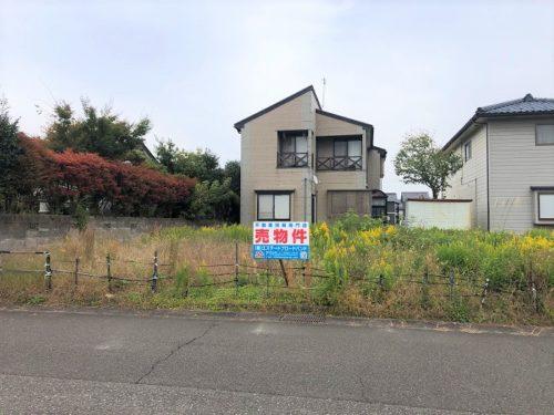 【売土地】鯖江市石田上町